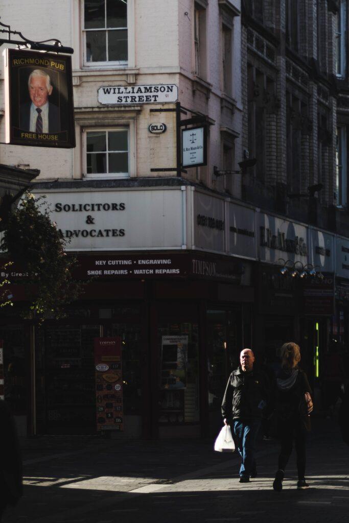 Property lawyers Glasgow office
