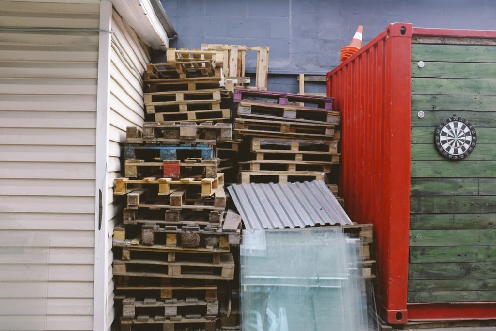 Temporary Industrial BuildinGS